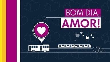 Bom Dia, Amor: Cobrador poeta faz versos sobre os personagens da série - Conteúdo exclusivo apresenta história de Anásio Silva, que trabalha nos ônibus da capital e junta matérias da série exibida no BDSP