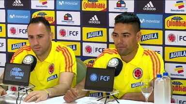 Falcao Garcia é a principal esperança da Colômbia na estreia da Copa América contra a Argentina - Falcao Garcia é a principal esperança da Colômbia na estreia da Copa América contra a Argentina