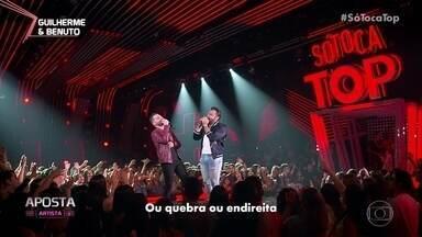 Dupla Guilherme & Benuto é a Aposta da semana - Conheça mais sobre os artistas e veja a apresentação da música ' Flor Que Se Cheira'