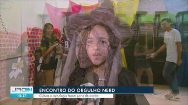 Cultura e tecnologia no encontro do Orgulho Nerd - O evento foi promovido pelo Instituto Federal de Rondônia em Porto Velho.