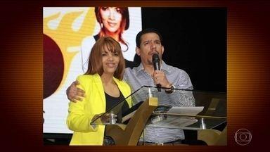 Corpo de marido da deputada Flordelis (PSD-RJ) será enterrado nesta segunda-feira (17) - Pastor Anderson do Carmo de Souza foi morto em sua casa, em Niterói, Rio de Janeiro. Principal hipótese investigada é a de execução por desavenças na família.