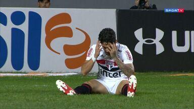 Atlético-MG 1 x 1 São Paulo
