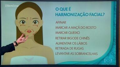 Dra. Márcia Purcelli explica o que é harmonização facial - Dermatologista fala sobre procedimento estético que está em alta atualmente e os cuidados necessários que devem ser observados