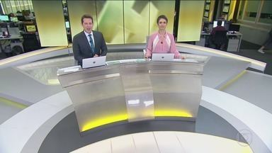 Jornal Hoje - Edição de terça-feira, 18/06/2019 - Os destaques do dia no Brasil e no mundo, com apresentação de Sandra Annenberg e Dony De Nuccio