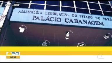 """Saiba o que está sendo discutido pelo poder legislativo no Quadro """"Tá na Pauta"""" - Ta Na Pauta."""