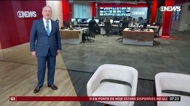 GloboNews Em Ponto - Edição de quarta-feira, 19/06/2019