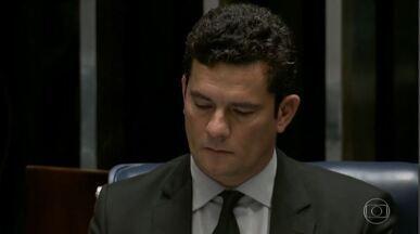 Site publica novas mensagens atribuídas a Moro - Diálogo teria ocorrido em abril de 2017. Moro teria dito a Dallagnol que achava 'questionável investigar o ex-presidente Fernando Henrique Cardoso'.