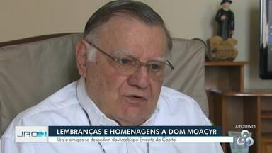 Morre aos 83 anos Dom Moacyr Grechi, Arcebispo Emérito da Capital - Enterro acontece nesta quarta-feira, às nova da manhã na Catedral Sagrado Coração de Jesus.