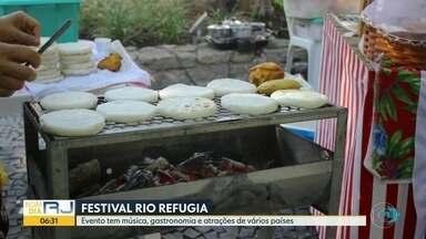 Festival comemora Dia Mundial do Refugiado - O evento vai ser realizado no Sesc Tijuca, na Rua Barão de Mesquita, 539, das 10h às 18h. A entrada é gratuita.