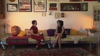 Bárbara Colen trocou o Direito pelas Artes - A atriz mineira é hoje um dos destaques na produção de cinema brasileiro.