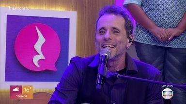 Tony Belloto conta que vai fazer 59 anos - Músico é casado com Malu Mader há 29 anos