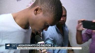 Dois filhos da deputada Flordelis prestaram novo depoimento - Flavio e Lucas, suspeitos do assassinato do pastor Anderson do Carmo, passaram a noite na Delegacia de Homicídios, em Niterói