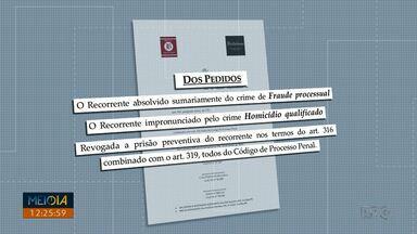 Defesa de Luis Felipe Manvailer pede que ele não vá a júri popular - Em recurso, defesa pede ainda a revogação da prisão preventiva de Luis Felipe.