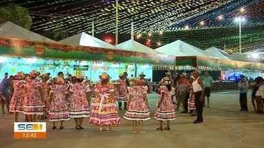 Arraiá do Povo começa nesta quinta-feira em Aracaju - Arraiá do Povo começa nesta quinta-feira em Aracaju.