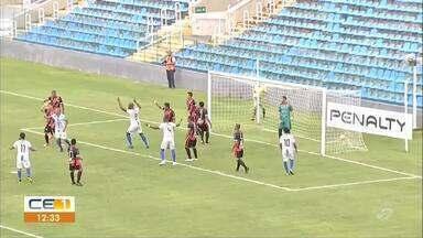 Menino de 12 anos com problemas de audição vai fazer teste de futebol em São Paulo - Confira mais notícias em g1.globo.com/ce