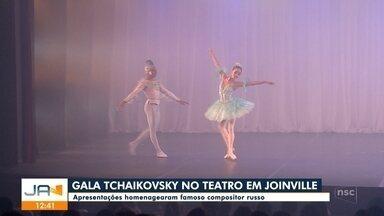 Bolshoi apresenta espetáculo que homenageia criador de clássicos - Bolshoi apresenta espetáculo que homenageia criador de clássicos
