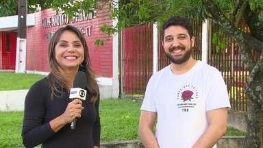 Sabrina Rocha e Rômulo Alcoforado trazem novidades do Náutico antes de clássico - Sabrina Rocha e Rômulo Alcoforado trazem novidades do Náutico antes de clássico