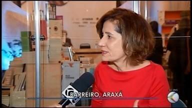 Mirian Leitão participa da 8ª edição da Fliaraxá - Jornalista e escritora é atração desta quinta-feira (20) no evento literário.