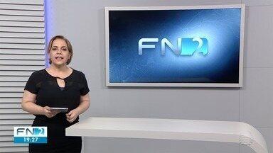 FN2 - Edição de Quinta-feira, 20/06/2019 - Suspeito de homicídio em Pirapozinho é preso no MS. Incêndios atingem áreas de vegetação na zona norte de Presidente Prudente. Sete empresas apresentam propostas para obras no Camelódromo.