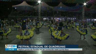 JPB2JP: Festival Estadual de Juninas e festa de São João no Cristo - Saiba detalhes.