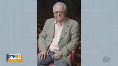 Maestro Silvio Baccarelli, de Muzambinho, morre em SP aos 87 anos - Maestro Silvio Baccarelli, de Muzambinho, morre em SP aos 87 anos