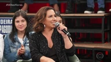 "Renata Castro Barbosa fala sobre personagem em ""Tieta"" - undefined"