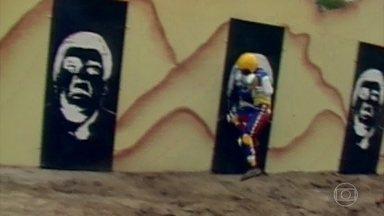 Assista a prova Porta da Sacanagem nas 'Olimpíadas do Faustão' - Vamos relembrar uma das provas mais engraçadas das 'Olimpíadas do Faustão'