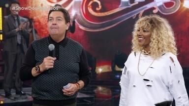 Ludmilla recebe as notas dos jurados - Veja quais foram as impressões do júri sobre a apresentação em homenagem à Rihanna
