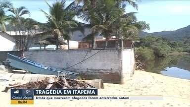 Duas crianças são encontradas mortas em piscina de casa abandonada em Itapema - Duas crianças são encontradas mortas em piscina de casa abandonada em Itapema