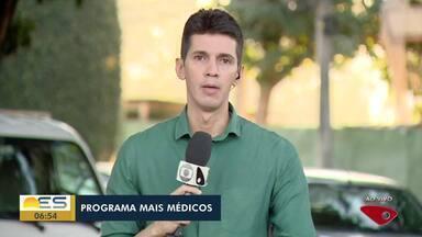 Faltam médicos em unidades básicas de saúde em Cachoeiro de Itapemirim, ES - Jogos acontecem no domingo (30).
