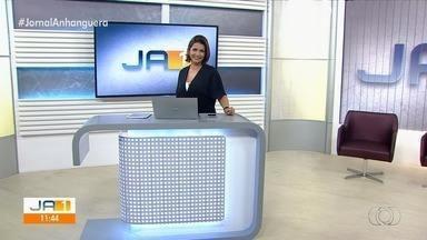 Veja os destaques do Jornal Anhanguera 1ª Edição desta terça-feira (25) - Apreensões de maconha em Goiás aumentam quase 300% em um ano.