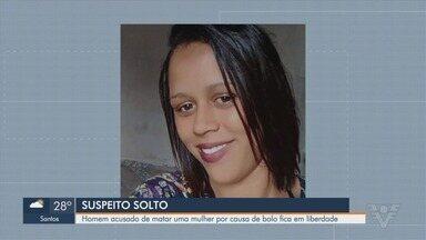 Homem permanece solto após matar mulher por pedaço de bolo em Sete Barras, SP - Suspeito se apresentou à polícia, mas não foi preso porque não houve flagrante.