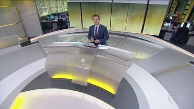 Jornal Hoje - Edição de terça-feira, 25/06/2019 - Os destaques do dia no Brasil e no mundo, com apresentação de Sandra Annenberg e Dony De Nuccio