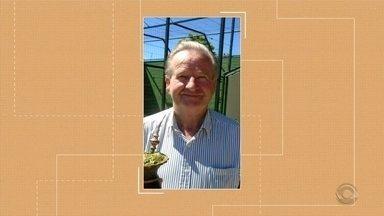 Morre empresário e líder comunitário Odilo Wachholz - Venâncio-airense sofreu um acidente doméstico na manhã desta segunda-feira.