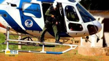 Confira o treinamento do grupo de elite da Polícia Civil do ES - Core faz ações de alta complexidade e risco.