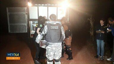 Dois suspeitos de assalto são mortos em confronto com a PM - De acordo com a polícia, eles teriam roubado um carro em Astorga.