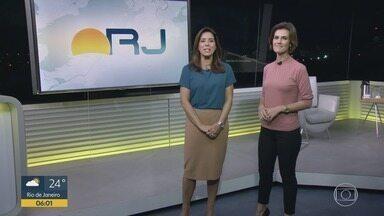 Bom Dia RJ - Edição de quinta-feira, 27/06/2019 - As primeiras notícias do Rio de Janeiro, apresentadas por Flávio Fachel, com prestação de serviço, boletins de trânsito e previsão do tempo.