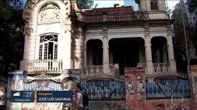 Governo de São Paulo assume casarão da Paulista - Palacete Joaquim Franco de Mello agora é de domínio público.