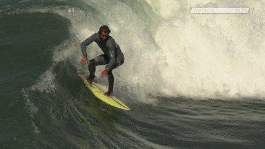 Surfe Em Uppers (Califórnia) Com Neco Padaratz