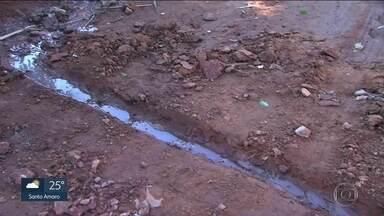 Números revelam falta de saneamento básico - Em pleno 2019, no estado mais rico do país, há cidades que não tratam nada do esgoto coletado.