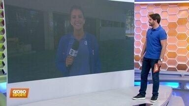 Seleção ao vivo: Filipe Luís deixa a concentração brasileira para fazer exames - Seleção ao vivo: Filipe Luís deixa a concentração brasileira para fazer exames