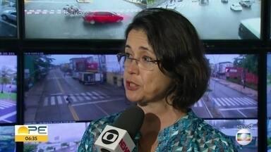 Zona Azul Digital passa a funcionar nos estacionamentos de ruas do Recife - Talões de papel são válidos até 31 de julho.