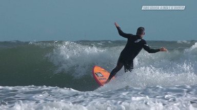 Surfe Clássico Em Rincon (Califórnia)