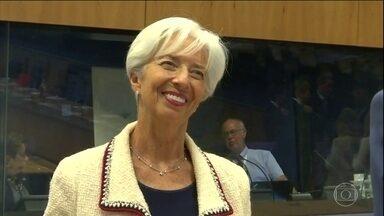 Christine Lagarde é a nova chefe do Banco Central europeu - A francesa que reestruturou o Fundo Monetário Internacional chega num momento delicado da economia europeia.