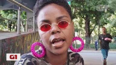 As MCs de BH: Tamara Franklin é prova da força das mulheres na cena do rap em Minas - O G1 MG apresenta série com cantoras que movimentam o hip hop em Belo Horizonte.