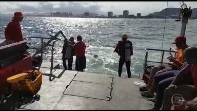 Barqueiro diz à polícia do RJ que pode estar no mar arma que matou a vereadora Marielle - TV Globo teve acesso a depoimento e a imagens das buscas da polícia. PM reformado e ex-PM estão presos apontados como executores da vereadora e do motorista Anderson Gomes.