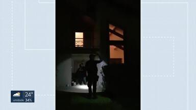 Polícia prende quatro e apura desvios na hidrelétrica de Corumba III - Prisões são temporárias e ocorreram no DF, em Goiás e em São Paulo.