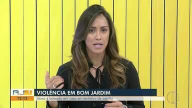 Idoso é morto com tiro no peito após ter casa invadida na zona rural de Bom Jardim - Crime aconteceu na tarde desta terça-feira (2).