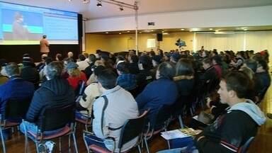 JA Ideias: Fórum do Leite acontece em Erechim - Gerente regional adjunto da Emater, Marcos Gobbo, fala sobre o seminário.