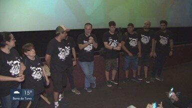 Noite de encerramento do Santos Film Fest tem premiação - Evento foi encerrado nesta quarta-feira (3).
